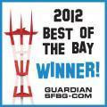 WAM was the 2012 Best of the Bay Winner - Guardian