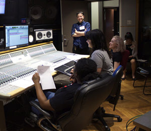 San Francisco, CA - WAM LEVEL 1 – Intro to Recording & Audio Production @ WAM Studio | San Francisco | California | United States