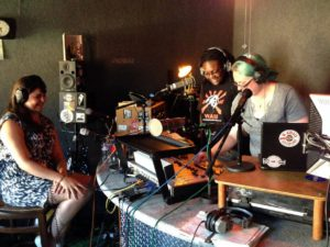 radioproduction