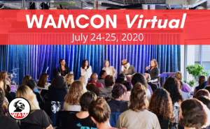 WAMCon Virtual Photo