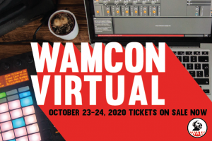WAMCon graphic